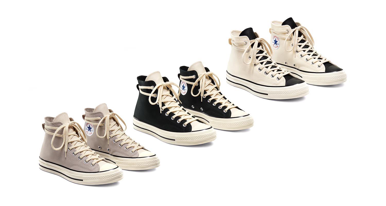Sneakerhead Vietnam | FOG ESSENTIALS x Converse Chuck '70 chính ...